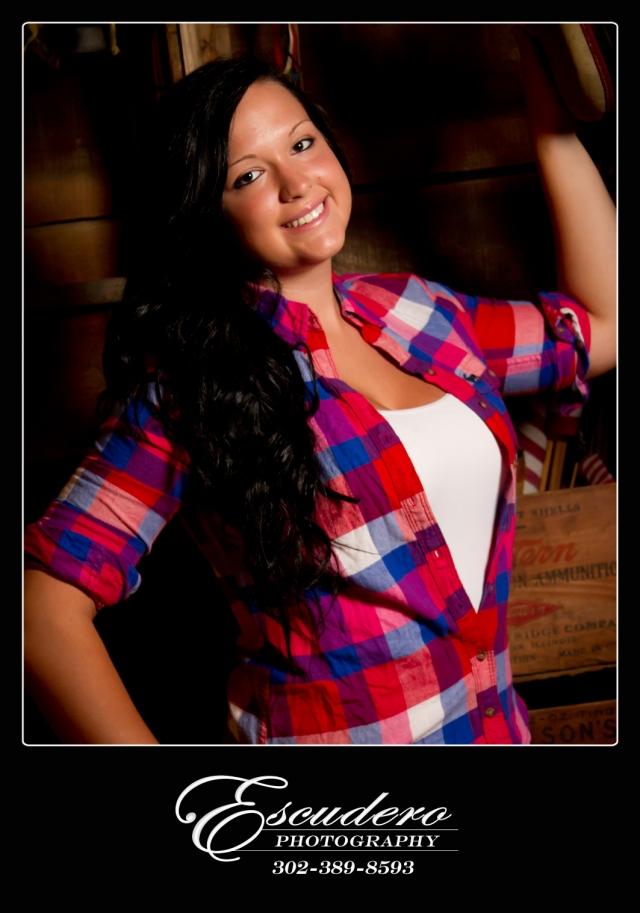 Senior Portrait photography for Smyrna Delaware