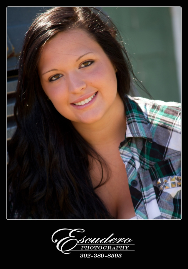 Delaware Senior Portrait Photography