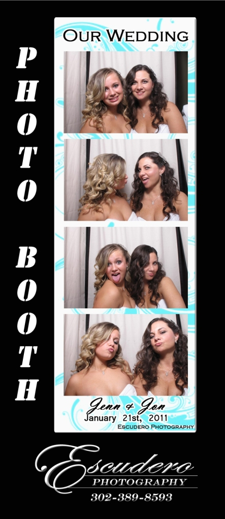 Delaware Park Photo Booth Rental