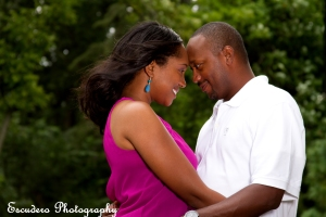 Delaware Engagement Portraits at Brandywine Park