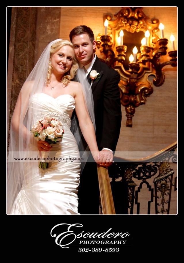 Hotel dupont wedding photography
