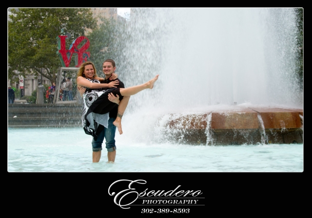 Wedding and Engagement Photographers for Philadelphia