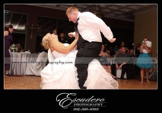 Wedding photographer in Newark Delaware