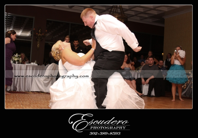 Wedding photographer in Newark Delaware
