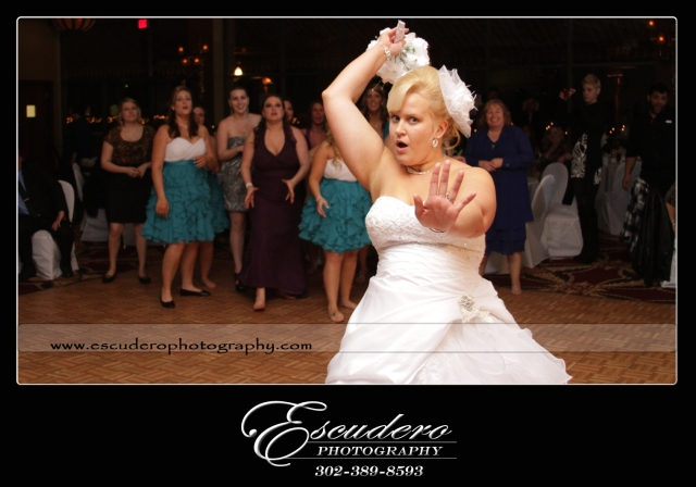 Wedding Photography at White Clay Creek Country Club