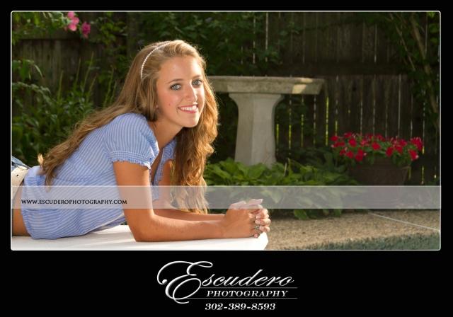 Delaware Senior Portrait Photographers