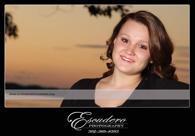Delaware Senior Portrait photographer