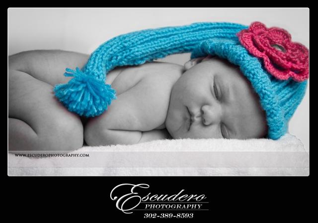 Newborn Portrait Photography Dover Delaware