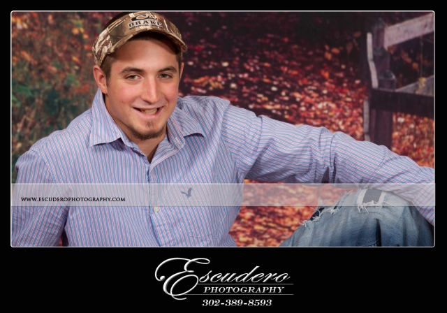 Senior Picture Casual