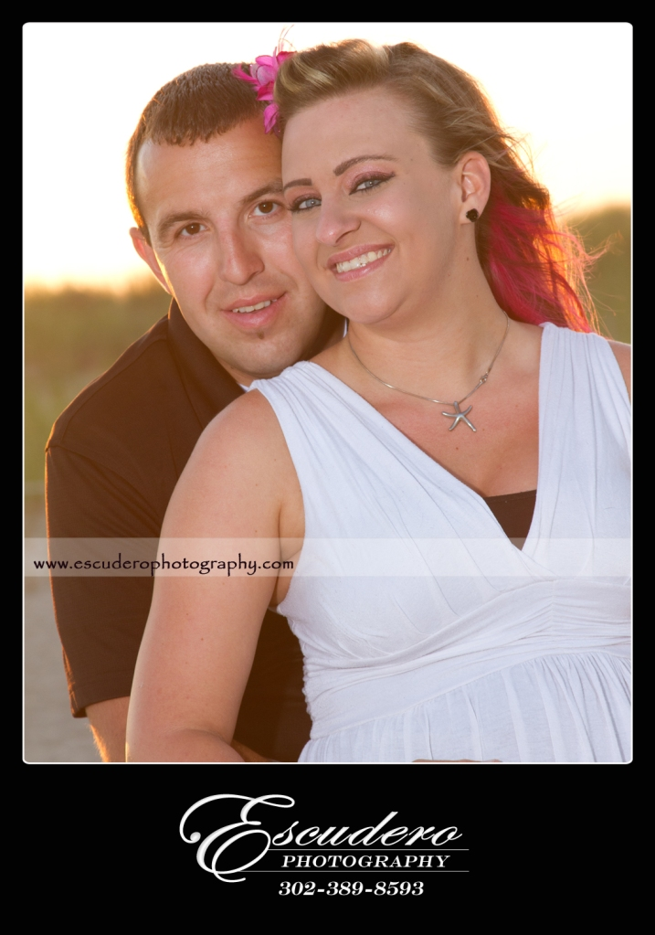 Lewes Beach Portraits Engagement
