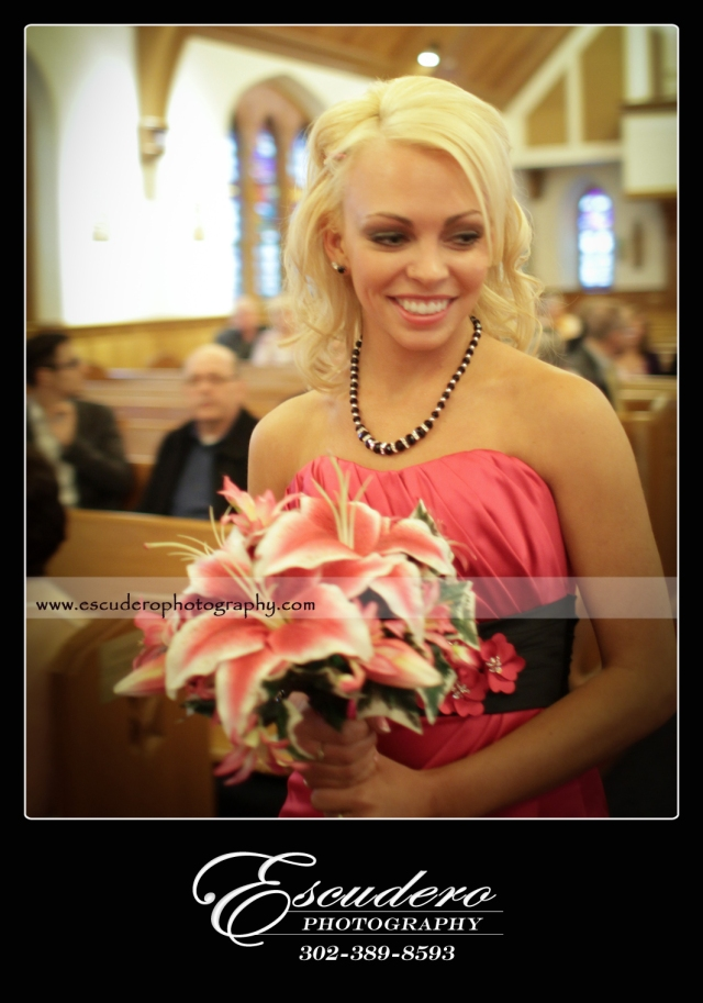 Lewes Beach Bridesmaid Delaware