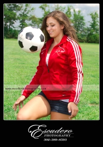 Delaware Casual Soccer Picture