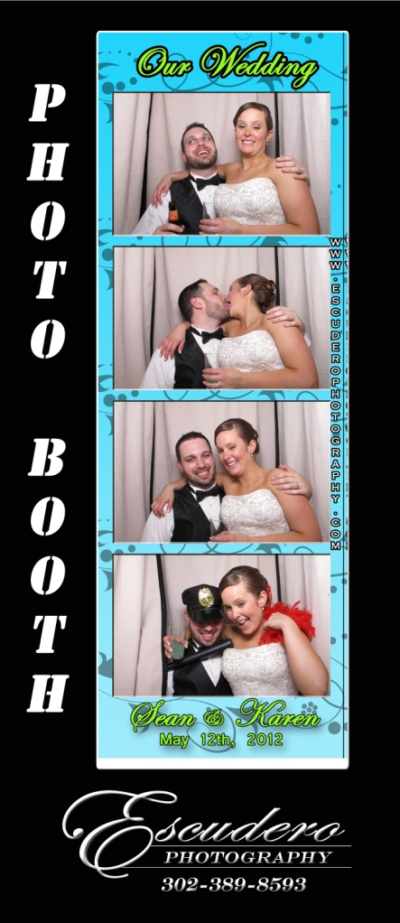 Wedding Delaware Photo booth
