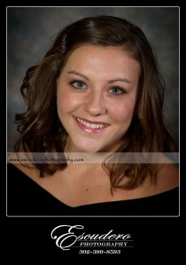 Delaware Professional Senior Portraits