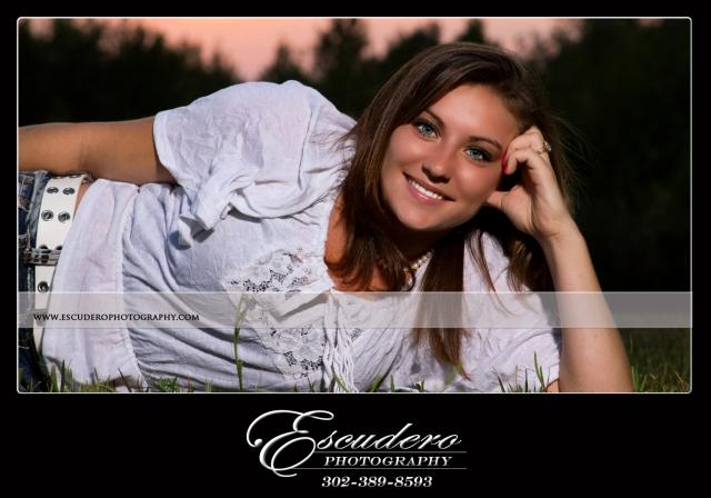 Delaware Senior Picture