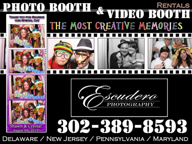 Delaware Photo Booth Rental