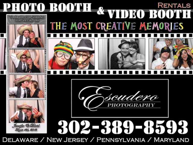Delaware Photo Booth Photographer Newark