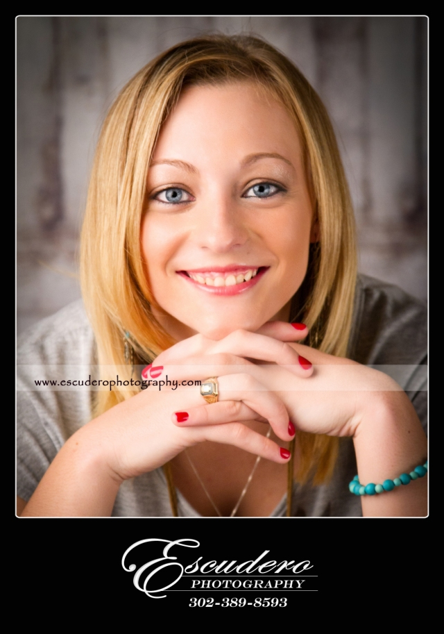 Smyrna High Senior Delaware Photographer