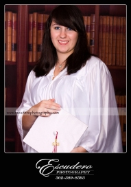 Smyrna Clayton Yearbook photo senior picture
