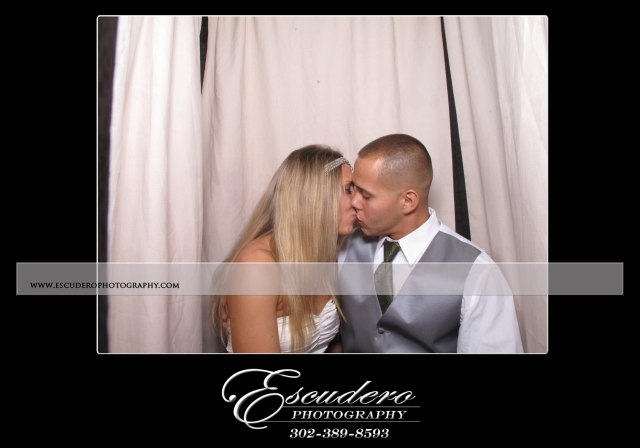 Picture at running deer golf club wedding