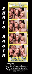 Clayton Delaware Photo Booth Rental Company
