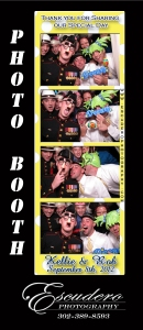 Delaware Photographer Company's Photo Booth