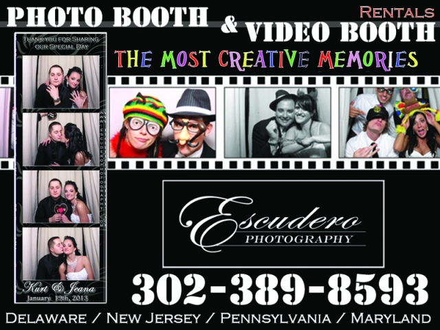 pittsgrove new jersey wedding photo booth