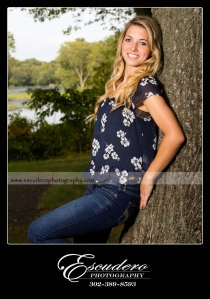 Delaware Nature Senior Picture