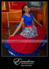 Senior Portraits Delaware Dancer