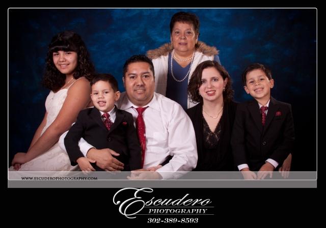Escudero Photography Family Portrait