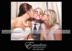 Photo booth rental wedding Maryland