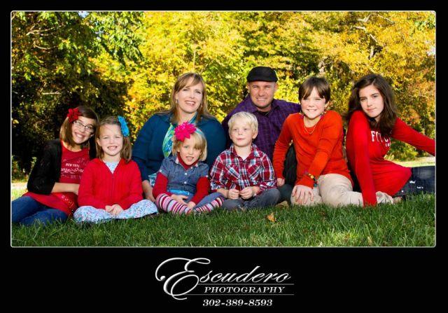 Smyrna Delaware Family Portraits