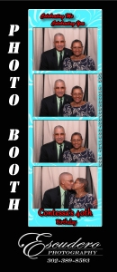 Delaware party photo booth
