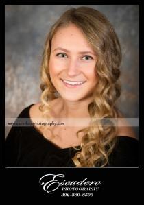 Smyrna High Yearbook Portrait