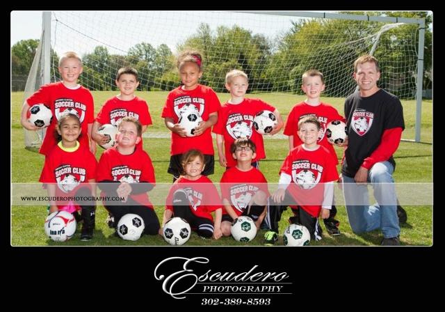 smyrna clayton soccer club portraits