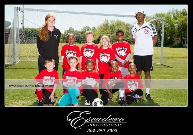 Soccer Portraits Delaware
