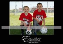 Smyrna clayton Soccer portraits
