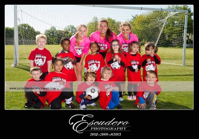 Smyrna Soccer Portraits