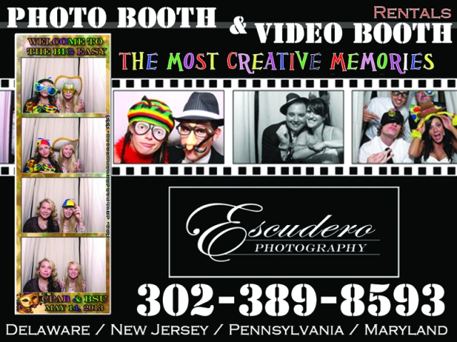 UD Photo Booth Delaware