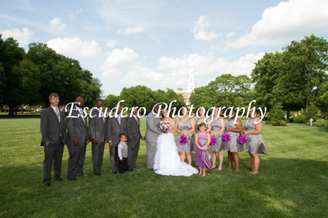 Delaware Wedding Duncan Center