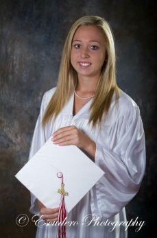 Senior Picture Cap Gown Delaware