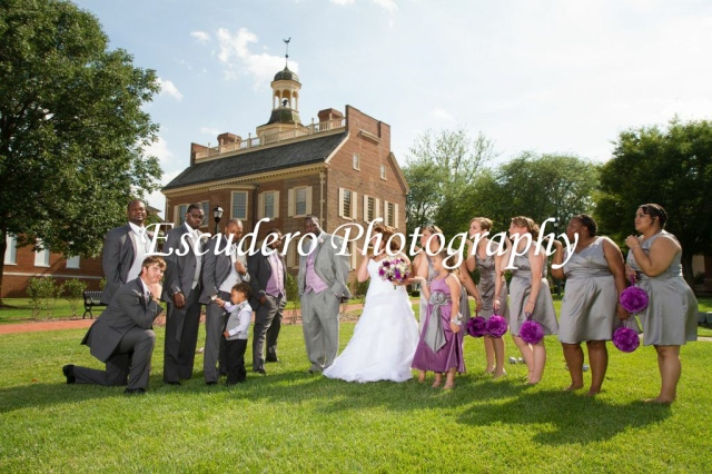 Wedding Dover Delaware Photographer