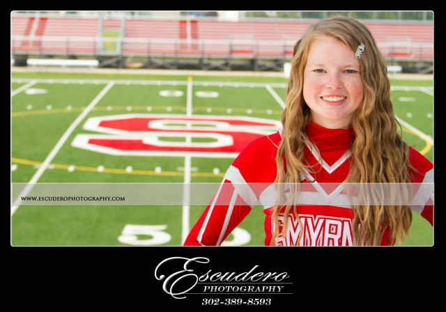 Smyrna High School cheerleading Delaware