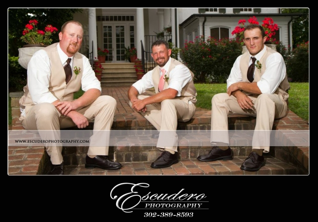 Wedding locations Belmont Hall DE