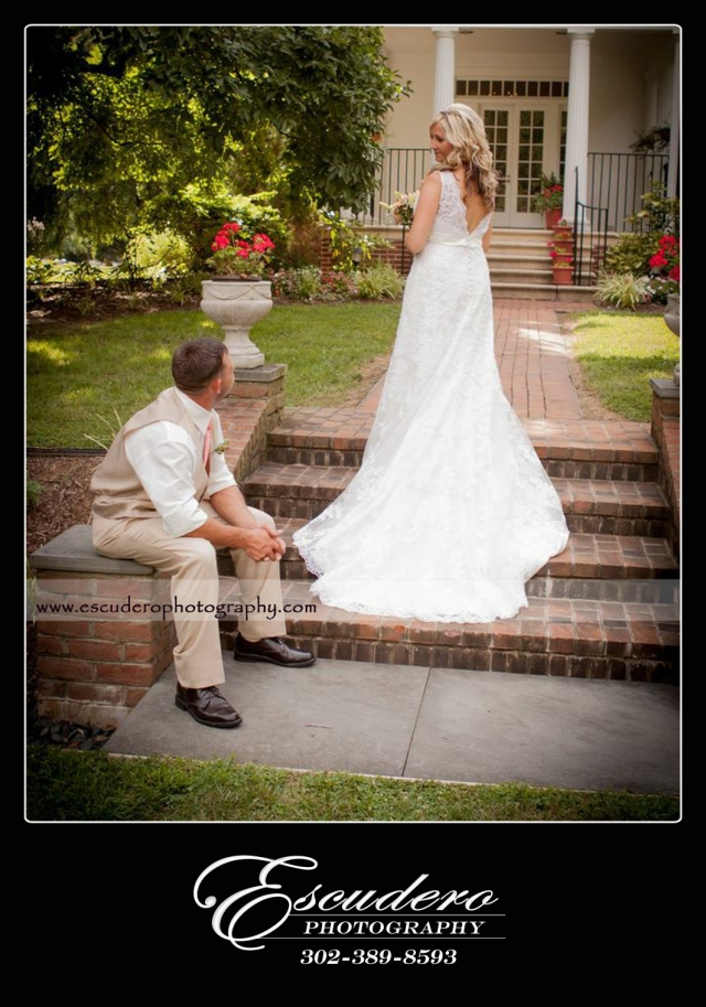 Delaware Belmont Hall Wedding