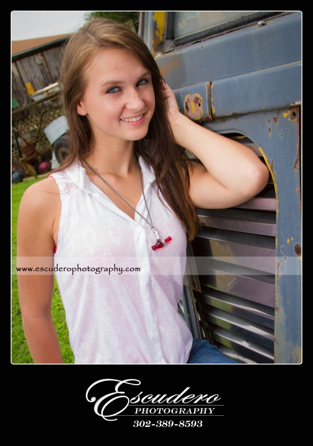 Delaware senior pictures photographer