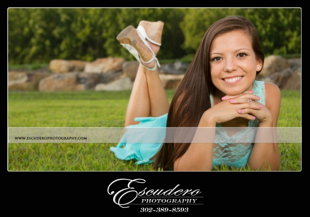 Delaware high school senior pictures