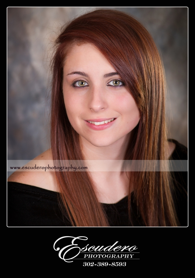 Delaware senior portraits