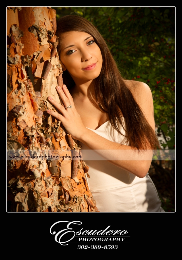 senior portrait photography DE