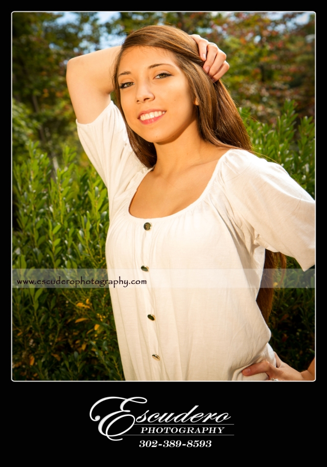 Senior Casual Photographer Delaware